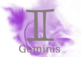 Horoscopo de la Luna en Leo para Geminis